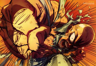 Hình Ảnh One Punch Man OVA