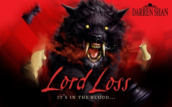 Lord Loss Artwork - Darren Shan