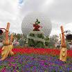 Disney World Epcot Flower Festival