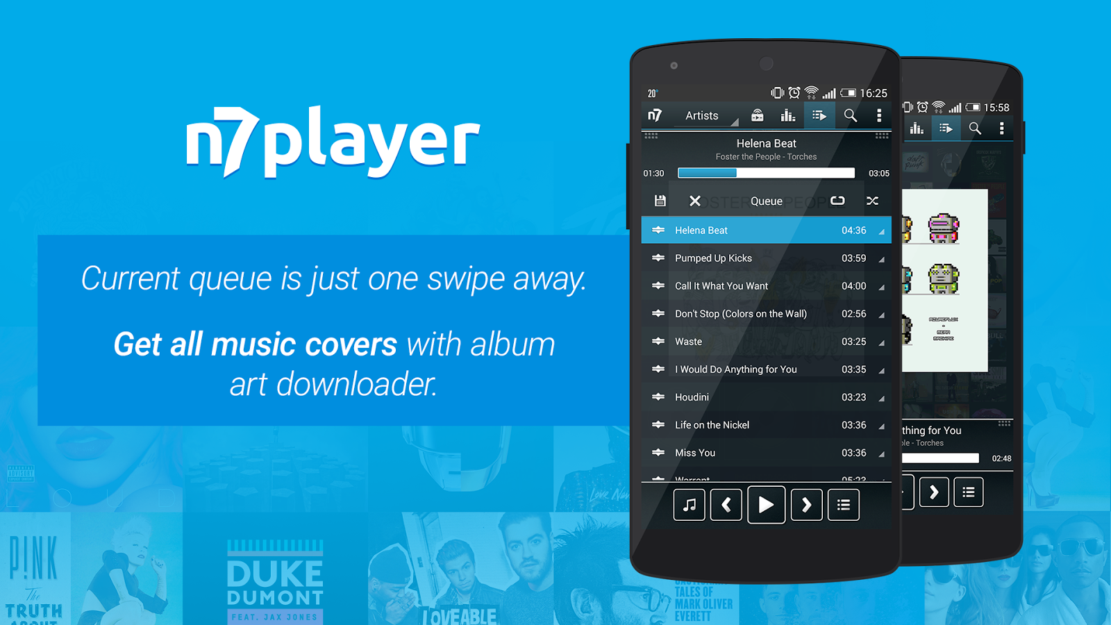 n7player Music Player Screenshot 11