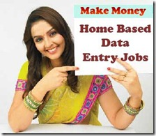 home based data entry jobs