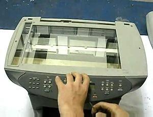 Fix HP 3300 3330 Scanner Bulb Warm Up Error (1)