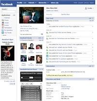 Фейсбук през 2007