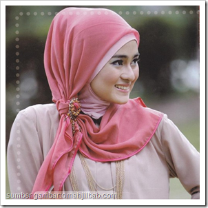 Cara Tampil Cantik dengan Busana Muslimah