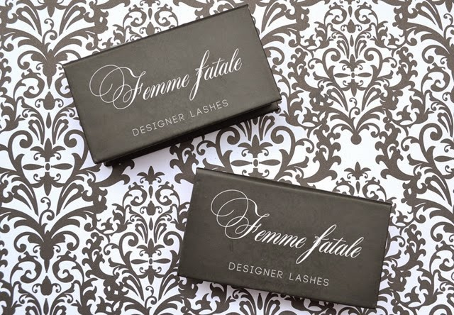 Femme Fatale Lashes Look Review