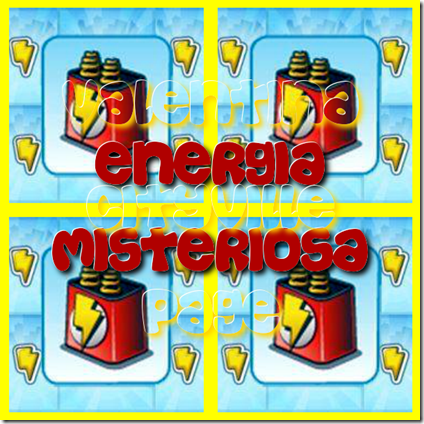 energia misteriosa