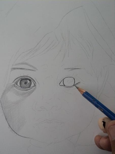 desenho de crianças a lápis 2