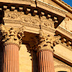 Architecture of The Palace of Fine Arts