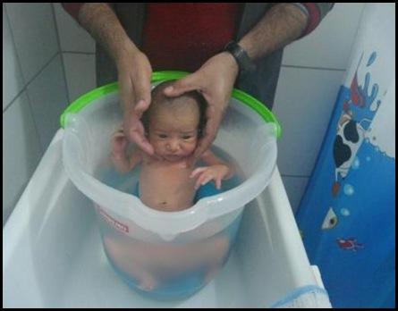 1banho balde
