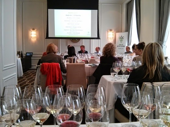 The panel of talented winemakers discuss 2013