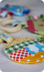 the happy nest organic wooden teethers