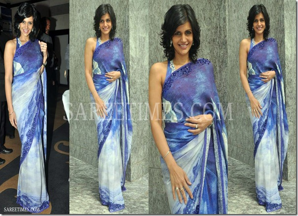 Mandira_Bedi_Gorgeous_Saree