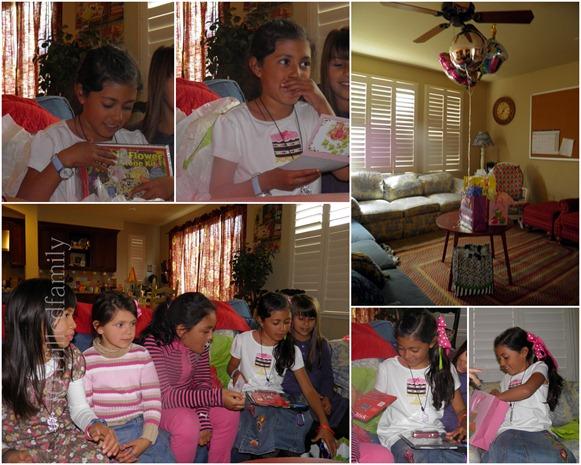 presents joy