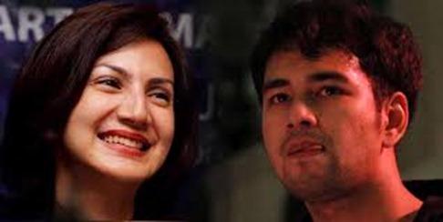Wanda Hamidah & Raffi Ahmad