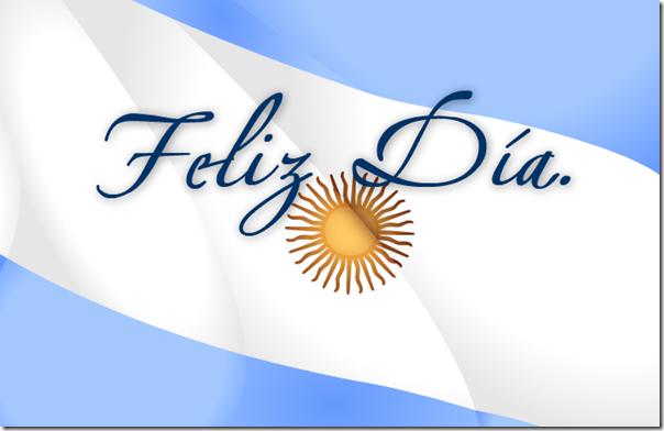 ARGENTINA FELIZ DIA