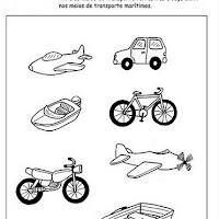 dia do transito atividades desenhos colorir343.jpg
