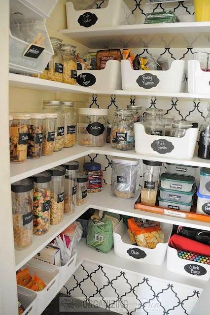 Ujenzi zone kitchen organizer ideas for Kitchen drop zone ideas