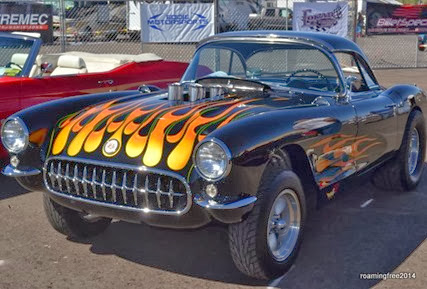 Very cool Corvette