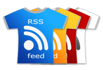 rss shirt icons