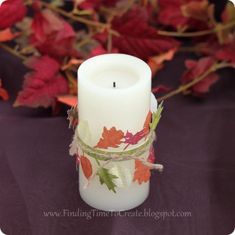 fall-candle-wrap