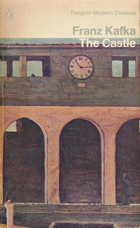 kafka_castle1966_g de chirico_enigma of the hour