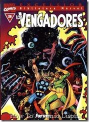 P00028 - Biblioteca Marvel - Avengers #28