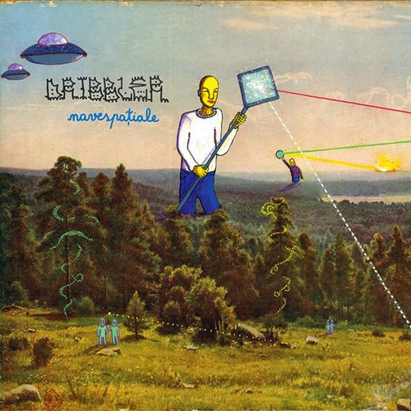 Dribbler – Navespațiale (2014)