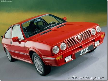 Alfa Romeo Alfasud Sprint Grand Prix1