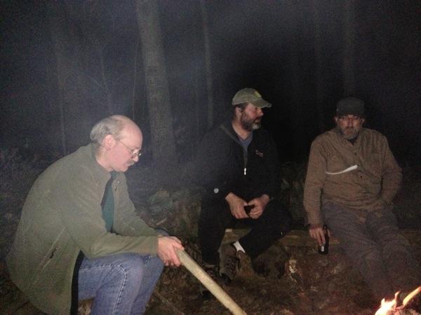 November 2012 Campfire