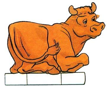 imagens-presepio-recortar-vaca