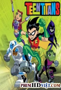 Teen Titans Season 1 - Teen Titans