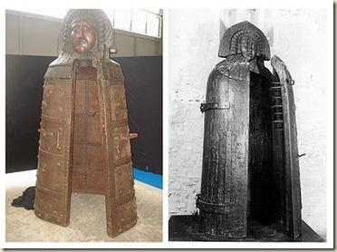 Dama de Ferro ou Virgem de Nuremberg 000