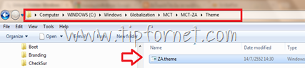 C:\Windows\Globalization\MCT