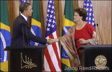 Disponível:http://noticias.r7.com/internacional/noticias/dilma-cobra-obama-por-assento-permanente-no-conselho-de-seguranca-da-onu-20110319.html