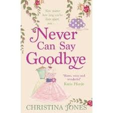 never can say goodbye christina jones
