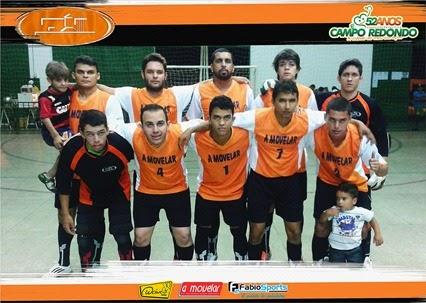 A Movelar - 2015 - mercadinho - torneio - futsal - campo redondo - wesportes - fabio sports - wcinco