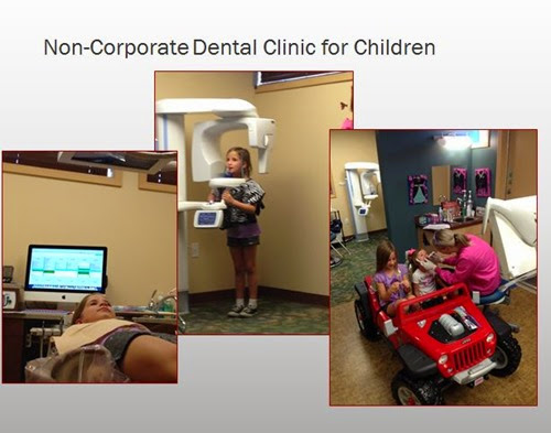Non-Corporate Owned Dental Clinic for Children
