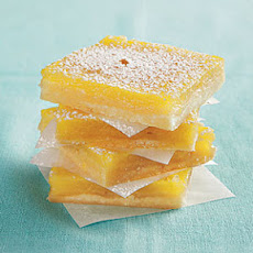 My Favorite Lemon Bars