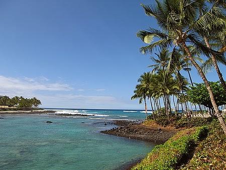希爾頓夏威夷唯客樂渡假村