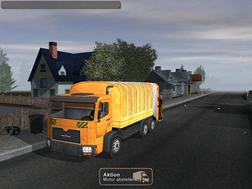 Juegos de Camiones Garbage Truck Simulator 2