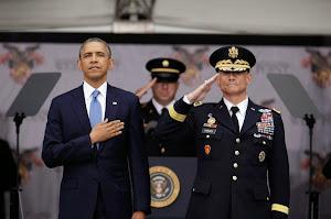 奥巴马西点军校讲话:主导世界但有限用兵