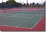 [tennis court]