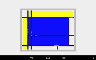 Screenshot of MonDriaNoid Free LWP Clock