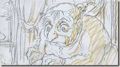Howls Moving Castle Bird Storyboard 01