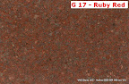 G 17 Ruby Red