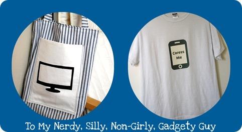 NerdySillyNonGirlyGadgetyGuyGifts
