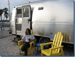 6602 Texas, South Padre Island -KOA Kampground - Karen outside RV