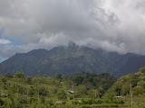 A closer look at the rugged Matebean mountain range seen on approach to Baguia (Dan Quinn, December 2013)