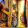 Krishna's golden belt
