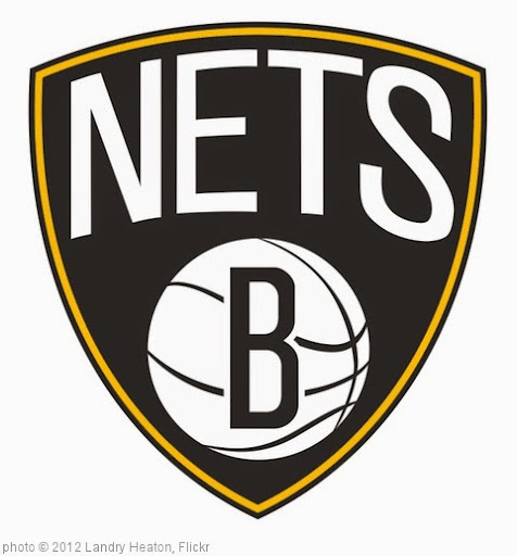 'Brooklyn Nets Logo with Gold, No.2' photo (c) 2012, Landry Heaton - license: https://creativecommons.org/licenses/by/2.0/